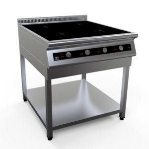 Плита индукционная Кобор I9-4S