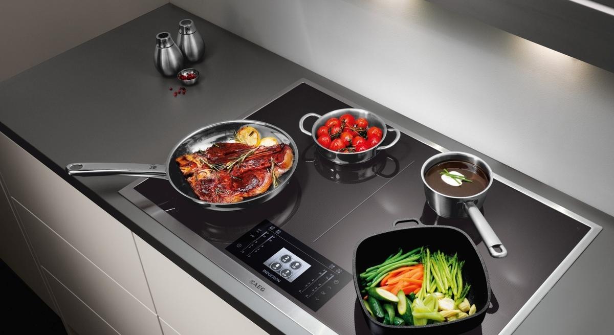 Какая посуда нужна для индукционных плит?