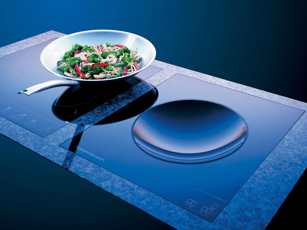 Индукционные плиты в кафе и ресторанах